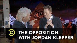 The Opposition w/ Jordan Klepper - Americanist vs. Globalist: Going Toe-to-Toe with Richard Branson