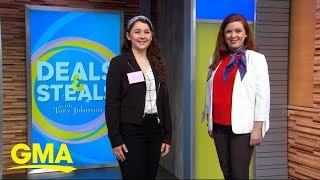 'GMA' Deals and Steals on fabulous fashion accessories