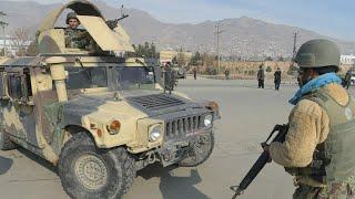 قتلى وجرحى في هجوم على مركز للتدريب العسكري في أفغانستان
