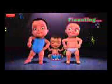 Baby Dance   Funny Baby Video   Wapsow Com
