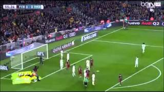 أخبار الرياضة العالمية خسارة برشلونة في ملعبهِ بهدفين مقابل هدف
