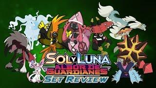 ¡Las mejores cartas de SM2 Albor de Guardianes! - Guardians Rising Sun & Moon [Pokémon TCG]