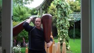 16kg Persian Meels. Meditation in Movement