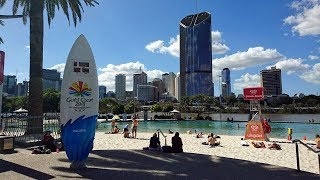 Brisbane Australia City Tour 4K