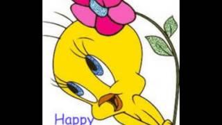 Chipmunks Happy birthday song: