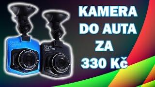 Unboxing levná kamera GT300 do auta s kvalitou Full HD 1080P