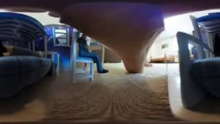 Giantess feet vr 360 playful