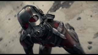 Ant-Man - oficjalny zwiastun Blu-ray 3D, Blu-ray i DVD (polskie napisy)