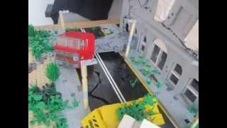 Lego ZOMBIE Moc - When the Dead Come Knocking