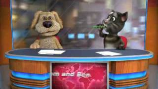 Talking Tom & Ben News And Fighthing