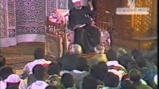 13- تفسير سورة  المؤمنون - الآية ( 88 - 93 ) -  الشعراوي