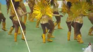 SHAKIRA LA LA LA WORLD CUP RIO DE JANEIRO BRAZIL 2014 CLOSING CEREMONY MARACANA