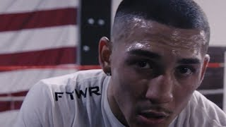 Teofimo Lopez Ready to Takeover the Sport