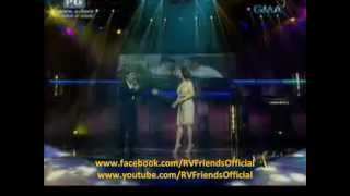 TAYONG DALAWA - Regine Velasquez & Ogie Alcasid (Party Pilipinas LUCKY LUCKY Jan. 14, 2013)