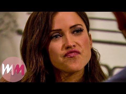Top 10 Most Cringeworthy The Bachelorette Moments
