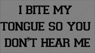 You Me At Six - Bite My Tongue Feat. Oli Sykes (with lyrics)