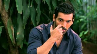 Abraham John Abraham I Interview with John Abraham I Mazhavil Manorama