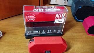 Altec Lansing MINI H20-3 Review WOW