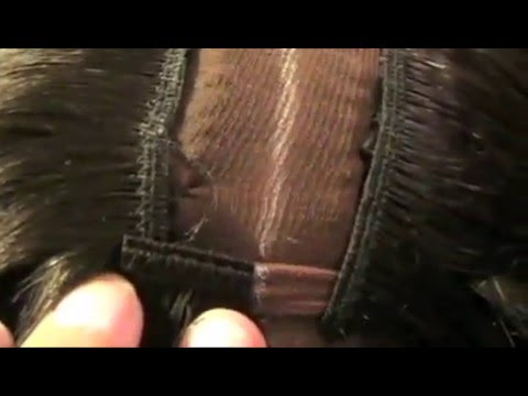 9 HOW TO MAKE INVISIBLE PART ›Sew In Weave NEW Quick Weave