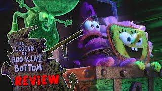 Spongebob: The Legend of Boo-kini Bottom — REVIEW