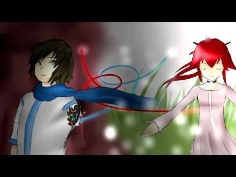 [Vocaloid3 x UTAU] Fall into the unseen darkness - Silver Risago - CUL