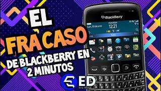 """EL 🅵🆁🅰🅲🅰🆂🅾 DE BLACKBERRY EXPLICADO EN 2 MINUTOS O MENOS 💀 DE LA CIMA A LA ESQUINA """"CASO BLACKBERRY"""""""