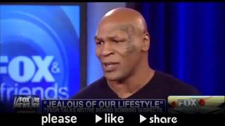 ISLAM IN USA: FOX NEWS JOURNALIST ASK TYSON ABOUT TERROR ATTACK IN US
