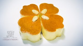 গুড়ো দুধের ক্যারামেল পুডিং এর সহজ রেসিপি | Caramel Pudding (Vanilla Flavored)
