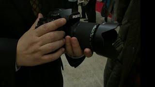 【CP+2016】HD PENTAX-D FA 28-105mmF3.5-5.6ED DC WR