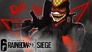 Rainbow Six: Siege | KING OF THIS CASTLE!! (NEW HEADGEAR | SKULL RAIN DLC!) SEASON 3