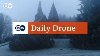 #DailyDrone: Gustav-Adolf-Stabkirche, Goslar