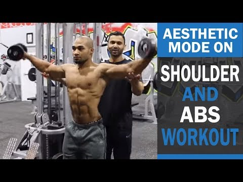 Xxx Mp4 AESTHETIC MODE ON Shoulder And Abs Workout DAY 3 Hindi Punjabi 3gp Sex