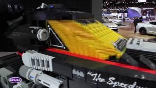 The Lego Batman Movie: Batmobile