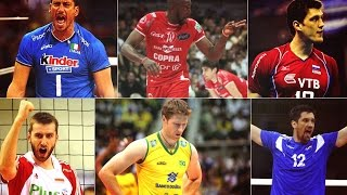 Best Middle Blocker ► (Of All Time)