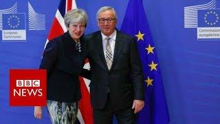 UK and EU fail to strike Brexit talks deal - BBC News