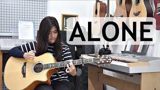 (Alan Walker) Alone - Josephine Alexandra   Fingerstyle Guitar Cover