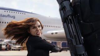 Captain America: Civil War - Official TV Spot #5 (2016) New Footage