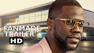 Central Intelligence 2 Trailer (2018) - Kevin Hart   FANMADE HD