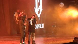 Omarion brings out Bow Wow (One Hell of a Nite)