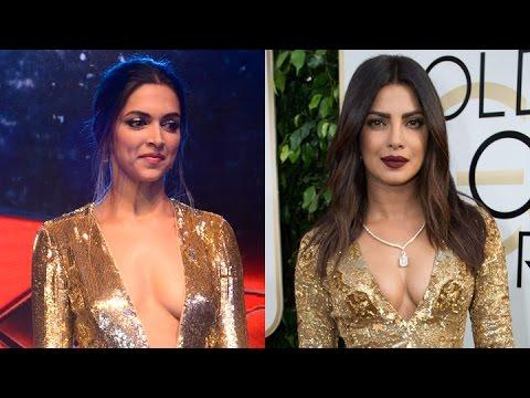 Xxx Mp4 Did Deepika Padukone Imitate Priyanka Chopra At XXX Return Of Xander Cage Mumbai Premiere 3gp Sex
