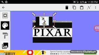 Pixar Logo Remake