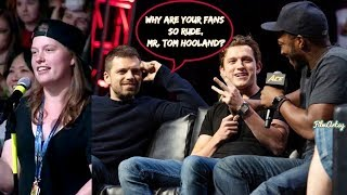 Savage Marvel Fans Insult Avengers Infinity War Cast - Continuous Roast & Trolling 2018
