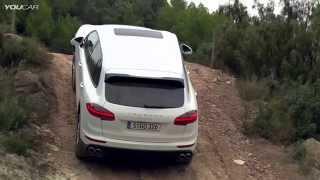 Porsche Cayenne S Diesel (2015) OFFROAD Test