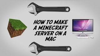 HOW TO Make a Minecraft Server on a MAC! [Easy]