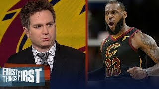 Is LeBron James taken for granted?   FIRST THINGS FIRST