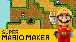 Mario Maker - 100 Mario Challenge - Expert (15)