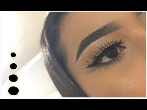 2017 eyebrow tutorial