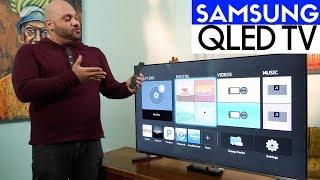 Samsung QLED Q6F 4K HDR TV Unboxing & Setup - Special Edition QN49Q6F!