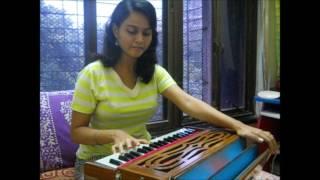 Jeene Se Bhi Zyada - Dhanak harmonium cover