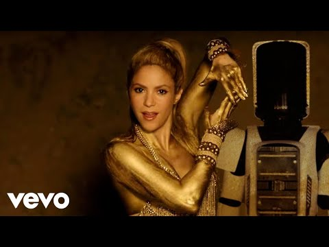 Shakira Perro Fiel Official Video ft. Nicky Jam